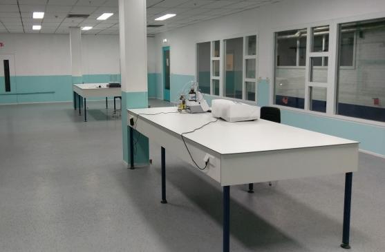 Het nieuwe laboratorium van Plant One Rotterdam