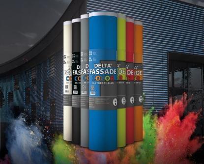 Dörken Delta-Fassade Color