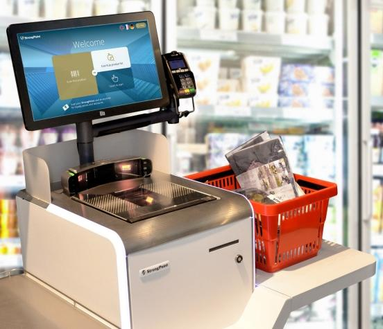 selfscansysteem retail