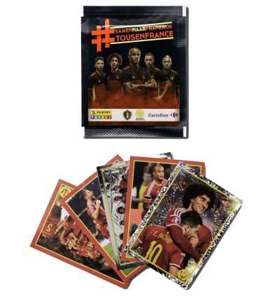 Centraal in de campagne staat de spaaractie voor Panini stickers die worden gekleefd in Panini albums
