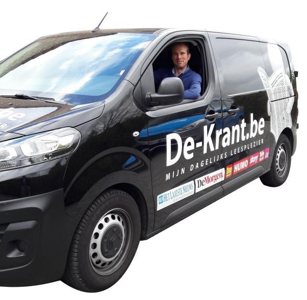 Leverancier Dirk Mattheus