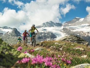 St.Moritz, Biker © Engadin St. Moritz