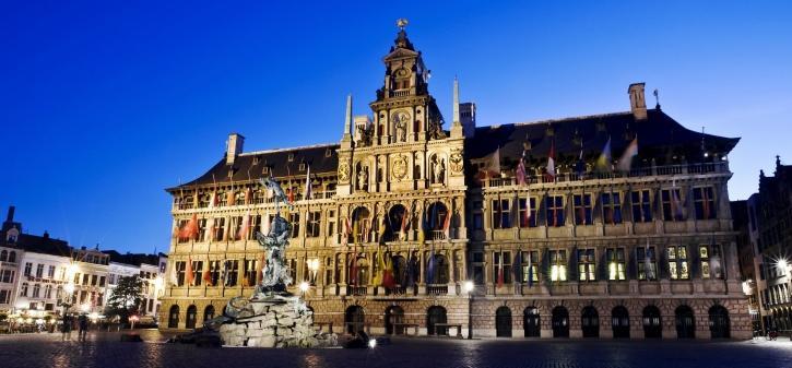 Antwerpen stadhuis