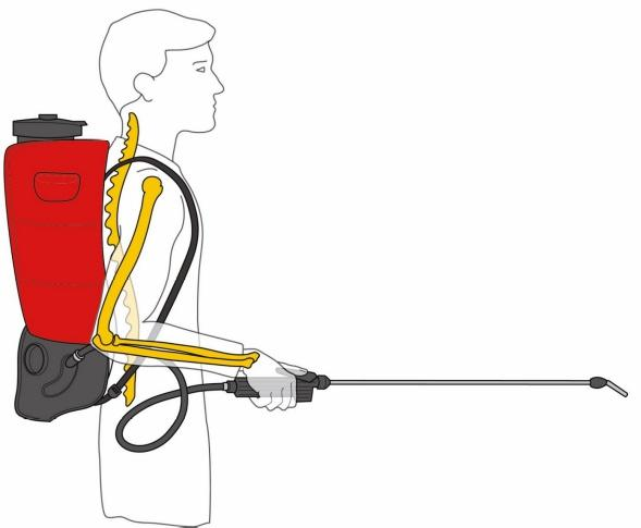 Echt werkcomfort! Nieuw ontworpen kliksysteem voor gordelergonomie die je voelt!