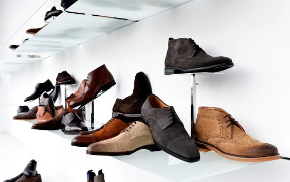 Bij Sublime vindt de consument een klassiek aanbod van schoenen: 65% dames, 25% heren en 10% kinderschoenen