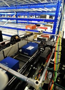 Het volledig automatische en op maat gemaakte robotsysteem is het paradepaardje van Sublime
