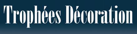 logo trophées décoration