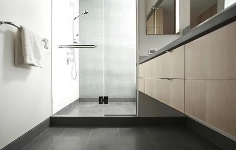 Waterwerende gipsplaten voor vochtige ruimtes