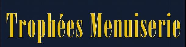 logo trophées menuiserie