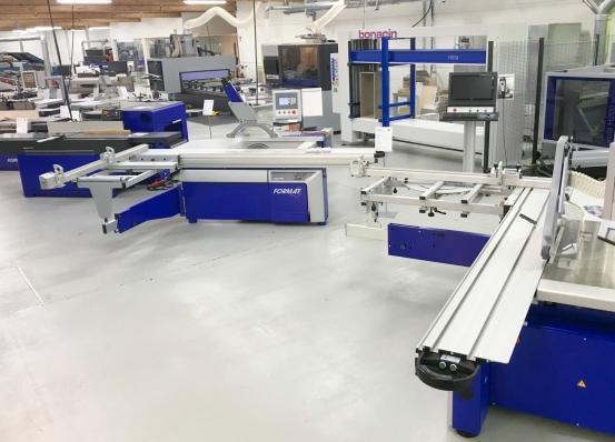 NOUVEAUTES DB&S MACHINES