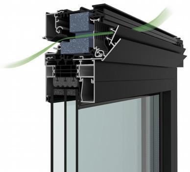 A cause de l'importance de la ventilation dans un bâtiment, l'influence des grilles de ventilation s'est intensifiée